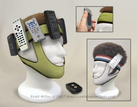Gadget cabeza II El Regreso