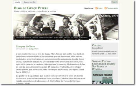 Blog de Guacu Piteri