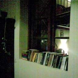 Biblioteca de la ventana